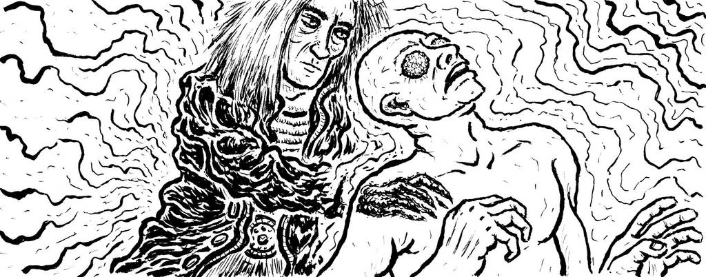 BleakWarrior Page 45 - Soulsucking by DavidStaege