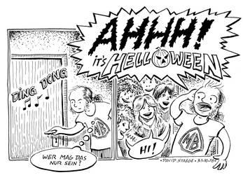 It's Helloween! by DavidStaege