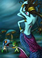 Raid Me Hard - Lady Vashj by DotWork-Studio