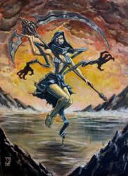 Death Goddess by Polysics