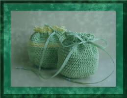 Two Crochet Bags by Mattsma