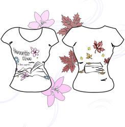 camiseta by Paularte
