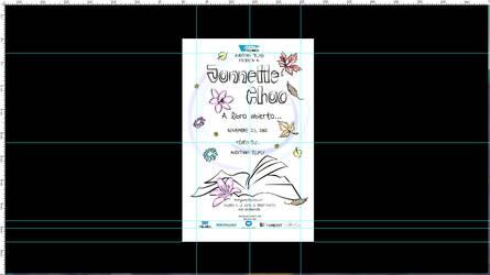 reglas poster jannette chao by Paularte