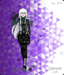 [AC] 031 Trista by Kanashi-Black