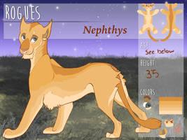 Nepthys by Howikin