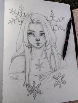 Snowflake by samantha-alvares