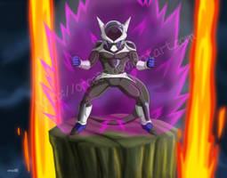 Sleet - Dragon Ball Xenoverse OC by orco05