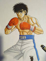 Hajime no Ippo by orco05