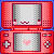Free Icon - Red DS by WolfLoverAly