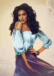 'Real Life' Esmeralda by JirkaVinse