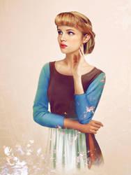 'Real Life' Cinderella by JirkaVinse