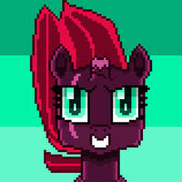 Fizzlepop Berrytwist (pixel art) by SuperHyperSonic2000