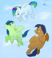 Pegasus Brothers by Arcticwaters