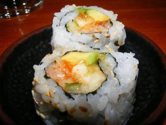 Delicious Sushi by pirateuglycakedninja