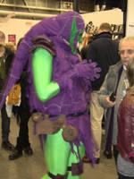 Green Goblin by EgonEagle