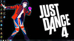 Just Dance 4 wallpaper by EgonEagle