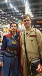 Doctor Strange and Egon Spengler by EgonEagle