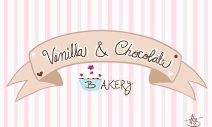 bakery logo by HachiLock