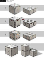 Eden Star 'Cube' Concepts by gavinli