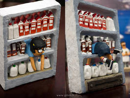 Tina Belcher Clay Sculpt by gavinli