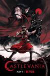 Castlevania series Poster Art by poojipoo