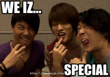 DBSK knows sexy by terribleprincess
