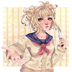 Himiko Toga by ASttefany