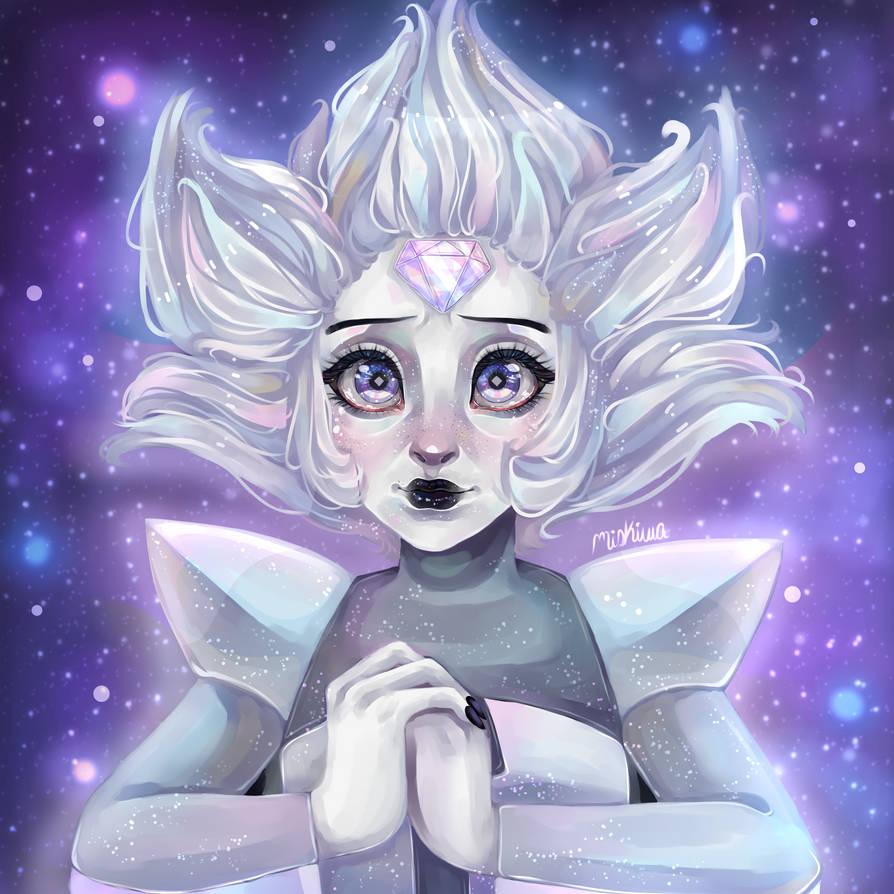 White Diamond - Steven Universe by ASttefany