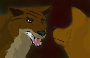 'Im sorry...Alpha' by 2wolfan