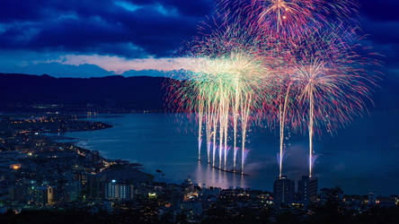 fireworks by ShoespieReviews