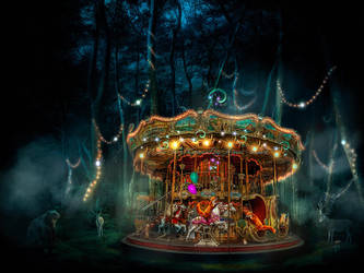 The Secret Carousel by Foxfires