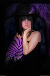 Miss Madeleine Hatter by Foxfires
