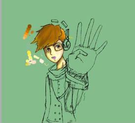 Oliver WIP by nerdysquirrels