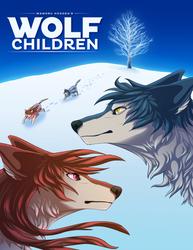 Wolf Children by ClimbToTheStars