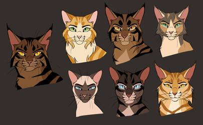 tiger family by ClimbToTheStars
