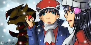 PKMN: Winter of Chaos by Zinoman
