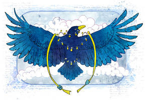 Thunderbird by Kaeriya