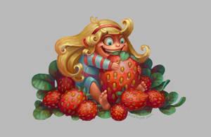 Srawberry-season by Kaeriya