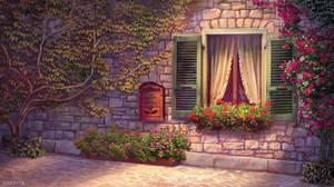 Window by Kaeriya