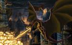 Dragon Apocalypse by FleetingEmber