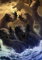 Hydra by FleetingEmber