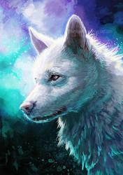 Luna by FleetingEmber