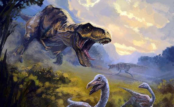 Jurassic World Evolution by FleetingEmber