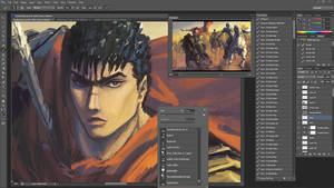 Berserk - WIP 2 by FleetingEmber