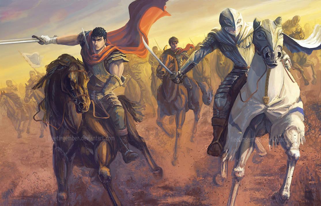 Berserk - The Golden Age by FleetingEmber