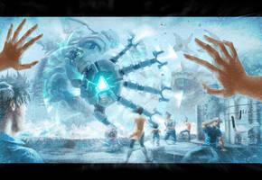 Jaeger : Sanrakshak , in Battle by Smokedship