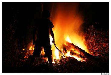 Pyromaniac by Saknika
