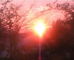 Beautiful Sunset by DragonKnightVQ