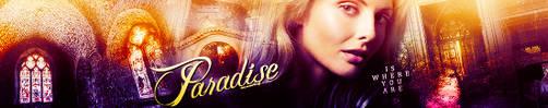 paradise banner video tutorial by bitterendings