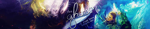 the ghost of your love haunts me by bitterendings